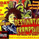 Destination Crampsville - Radiolux lockdown session 7 - May 02nd, 2020
