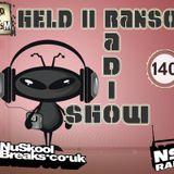Eddie Voyager - Held II Ransom Show on NSBRadio 3rd Jan 2016