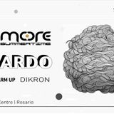 dikroN @ Moore 12-04 (Warm Up for Le Nardo)