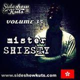 SIDESHOW KUTS VOLUME 35 MIXED BY  MISTER SHIESTY (HONG KONG)  BREAKS - MASH UP - BEATS