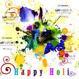 Holi Special live @ All Fm with Gorilla Chilla & Dj Rav every Thursday 1-2 pm 8/3/12