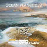 Olga Misty - Ocean Planet - Guest Mix TasZ  19-03 2016