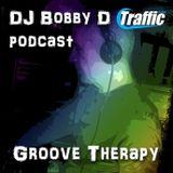 DJ Bobby D - Groove Therapy 190 @ Traffic Radio (30.08.2016)
