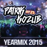 YearMix 2015 | Mixed by Patrik Kozub