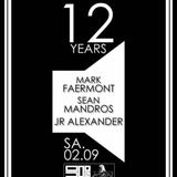 12 Years of 90 Grad Aarau - Live Mix