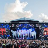 Afrojack @ North/South Stage, Creamfields UK 2014-08-23