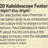 Kaleidoscope: All Right, Stay Bright