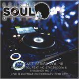 Mindcontrol @ Bright Soul Music meets Stream DnB, Kurzbar Mannheim