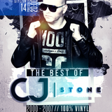 The Best Of CJ Stone // 100% Vinyl // 2000-2007 // Mixed By DJ Goro