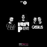 Ed Banger Special Busy P, Cassius, Para One - Essential Mix, BBC Radio1 (17-10-2015)