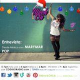 Entrevista Maymar POP desde Mexico en #WEEKONRadio con BIanka Gomez & Jack Ramos