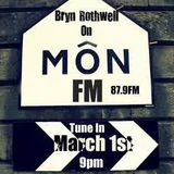 Your Weekend Starts Early with Bryn Rothwell 29.03.12 - 9pm - 10pm