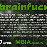 Brainfuck@mbia...Afterhour by creative suicide 10.04.15