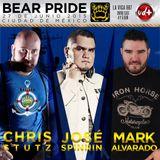 DJ CHRIS STUTZ PROMO SET 2015 NUMERO 19 BEAR PRIDE BEARMEX MEXICO