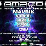 Amped Repeat Welly Styles 12th Oct 2012 (NuroGL Mix)