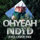 OHYEAH - Nu Disco Your Disco Exclusive Mix (June 2014)