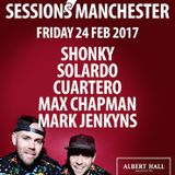 Cuartero - live at Solardo Sessions (Albert Hall, Manchester) - 24 February 2017