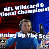 NFL Wildcard & National Championship | Running Up The Score (1/9/18)