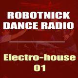 Robotnick Dance Radio - ElectroHouse 01