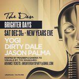 Brighter Days NYE 2017 Mix.