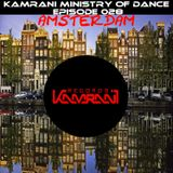 Kamrani Ministry of Dance - Episode 028 - 18.05.2014 (Amsterdam)