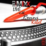 MLK Weekend Live with Ronni Rebel 2013 Part 1