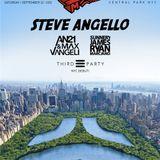An21 & Max Vangeli - Live @ Size Matters In The Park, Nova Iorque, E.U.A. (22.09.2012)