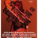 Davide Squillace @ Goa Rubik Closing Party - Fabrik Madrid 30-06-2013