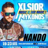 Xlsior Mykonos 2015