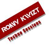 Ronny KwiZt - Techno Sessions Vol.1