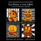 La Frite C'est Chic reçoit pour sa troisième émissions Geert Sermon un des parrains de l'émission