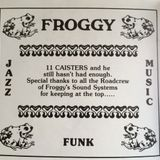 Froggy Live + David Joseph P.A at the 12th Caister Soul Weekender Saturday 15th October 1983