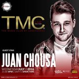 The Music Club LIVE RADIO SHOW  by Jose Torres Special Guest  JUAN CHOUSA