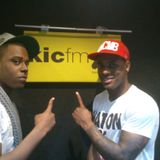 DJ Darryl WIlliams - KICFM - (15/05/2013)