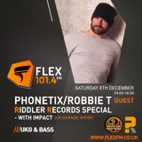 The UK Garage Show with Impact & Special Guest Phonetix - Riddler Records Special 08 DEC 2018