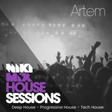 Deep House Sessions- Artem Mix