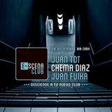 Juan Tdt DJ Set & Modular Jam - E-scena de Club (Asklepios Valladolid) 30-12-16