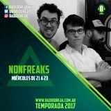 NONFREAKS - 098 - 09-08-2017 - MIERCOLES DE 21 A 23 POR WWW.RADIOOREJA.COM.AR
