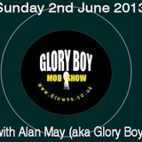 Glory Boy Mod Radio June 2nd 2013  (Full Show)