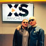 Shaun Ryder & Clint Boon on XS Manchester!