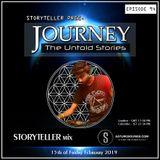 Journey - 94 Storyteller February Mix on Saturo Sounds Radio UK [ 15.02.19]