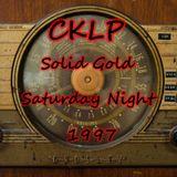 CKLP - LAKELAND PLAYLAND - SOLID GOLD SATURDAY NIGHT - 1997