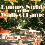 Part 2 Loretta Bolger Wish  and Max Alavrez discussing movies and her new book