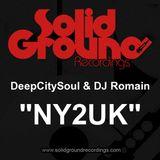 DeepCitySoul & DJ Romain Feat Mr V - Deep House Airlines NY 2 UK (MoJo Intro Mash)