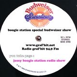 """THE BOOGIE RADIO STATION SHOW VOL.23-""""THE BUDWEISER 12INCH""""."""