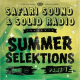 Safari Sound X Solid Radio - Summer Selektions (Part 1)