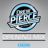 DJ Drew Pierce - Opening / Bathroom Break Pop Mix #5 (Clean / No Drops)