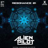 Resonance Promo Mix 01 - Alien Pilot