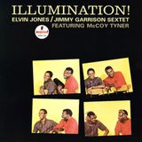 "The Elvin Jones-Jimmy Garrison Sextet - ""Half and Half"" - Illumination! (1963)"