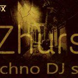 ZHURS - techno DJ set